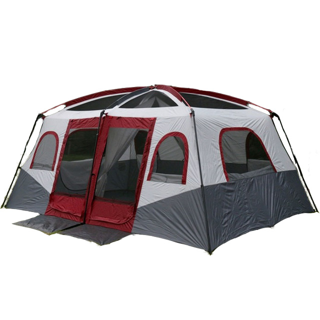 8 Person Outdoor Waterproof Largest Camping Family Tent