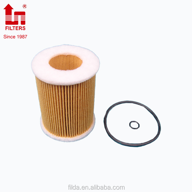 Filda high quality engine auto parts Oil Filter,Element for HYUNDAI 26320-27100 SO4901 OX369D HU714X