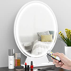 Hollywood Style Unique high-end Appearance LED Light White Cosmetic Makeup mirror