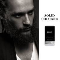 Amazon Taiwan private label SOLID COLOGNE SOLID PERFUME OEM perfume solid oil for man men slide top metal tins box case