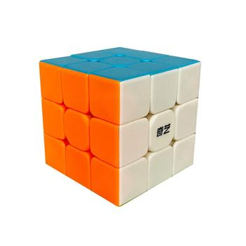 Taiwan EQY503 Speed Cube Stickerless 3x3x3 Magic Cube Puzzles