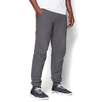 Men Plain Running Jogger Trousers With Capri Style