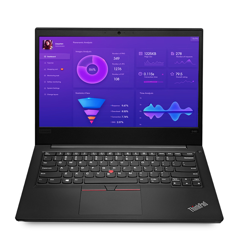Lenovo <strong>laptop</strong> Original ThinkPad E480 business i7 <strong>laptop</strong>