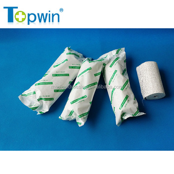 Cheap Medical Disposable POP/Cast Bandage Certificated