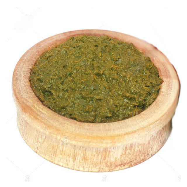 Manufacturer of Powder for Hair Highlight Natural Cassia Obovata Leaf Powder Indigo Color