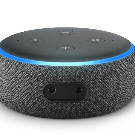 Low price for 3rd Generation Echo Dot Smart Speaker 3rd Generation w/ Alexa controller for sale