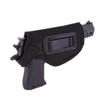 Police Tactical Gun Case Pistol Holster With Mag Pouch