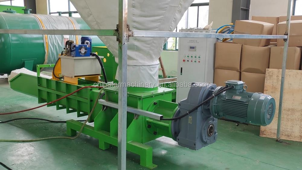EPS silo system - compacting machine EPS Screw compactor