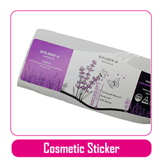 Customizable Printing Roll Product Logo Custom Self Adhesive Waterproof Design Stickers Sticker Packaging Labels