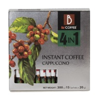 OEM Acceptable FDA Approved Hot Products 4in1 Vietnam Instant Coffee