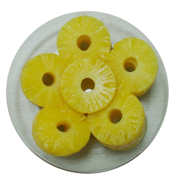 Canned Pineapple Slices in light or heavy syrup