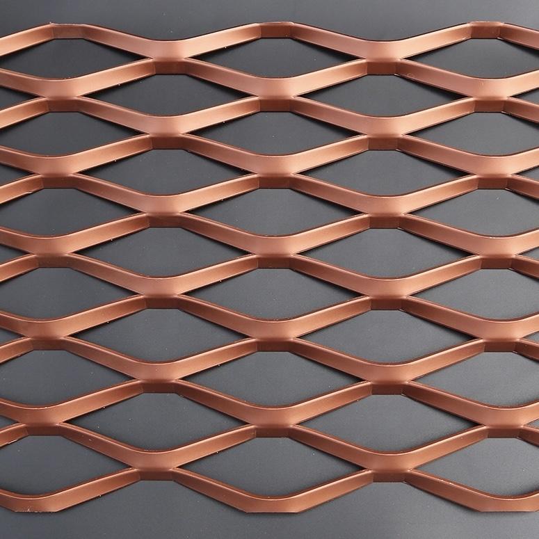 2020 Новый Oem новый дизайн домашний декор шкаф алюминиевый расширенный металлический сетка для Furnature