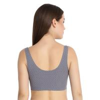 Seamless bonding Padded Sports Bra Top with removable pads High selling bulk export wholesale Low MOQ Breathable fabric sexy top