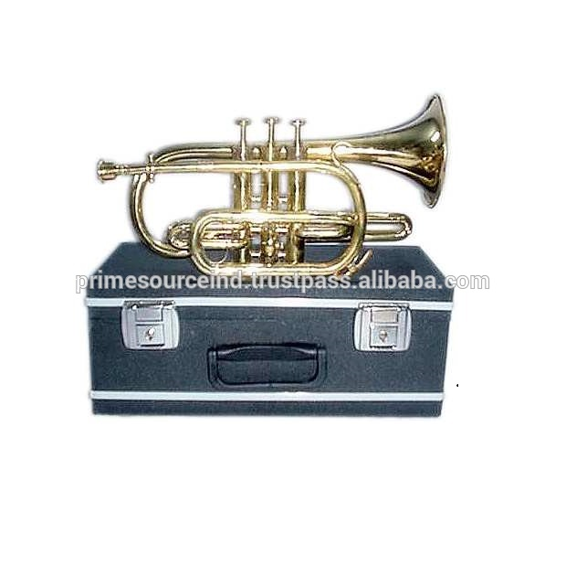 Brass Trumpet with box