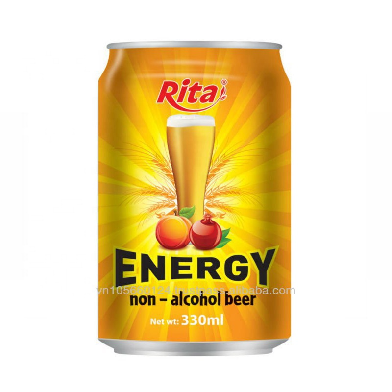 Non Alcohol Beer Energy Drink