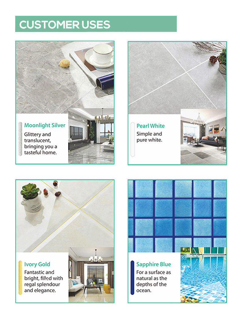 Wholesale Waterproof Cement Powder Epoxy Resin Tile Grout Manufacturer