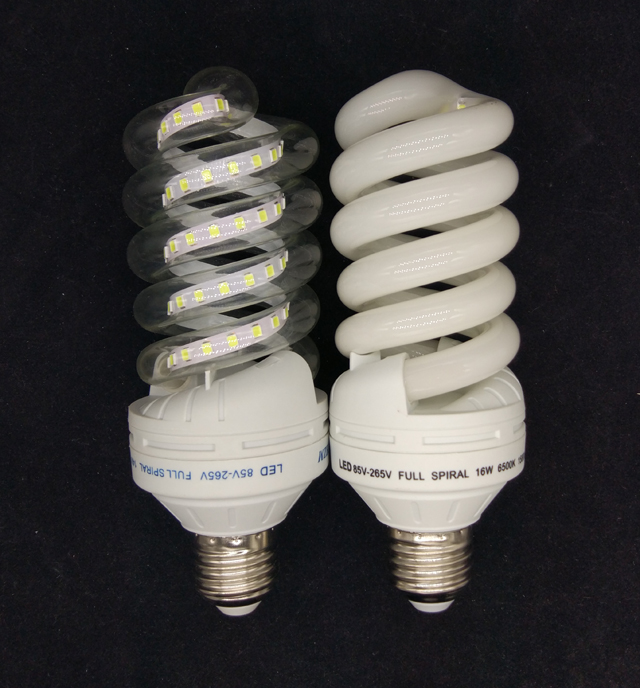 12w 16w 20w 30w e27 b22 led bulb led <strong>spiral</strong> energy saving led <strong>lamp</strong> bulb