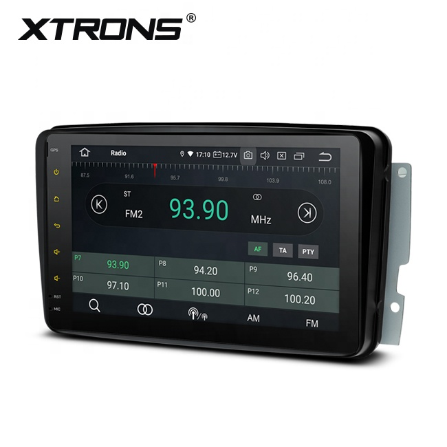 Xtrons 8 10 0 Android Car Radio Player For Mercedes W203 W168 W209 W463 Viano Vito Car Stereo Buy Car Multimedia System Car Video Player Car Audio Player Product On Alibaba Com