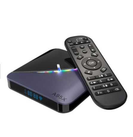 2019 New Android 9.0 TV Box A95XF3 S905X3 Quad cord android tv box 2.4G 5.8G WIFI media <strong>player</strong> with usb 3.0