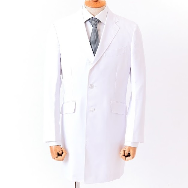 Japanese High Quality Home Washable Antistatic Medical Doctor Coat