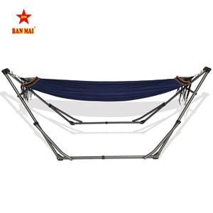 Top Quality B2B Direct Factory Mesh Fabric For Rocking Foldable Hammock Stand Folding