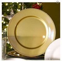 Ski Group Of Large Traditional Metal Copper Gold Plate Dinner Set Rose Gold Plate