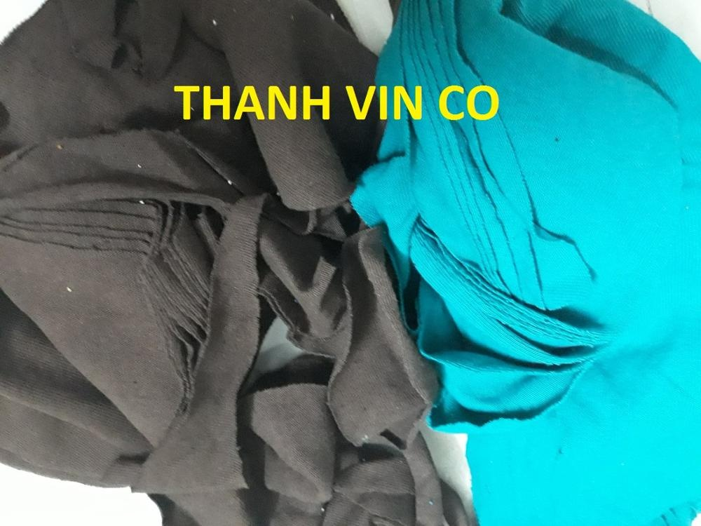 Textile Fabric Waste Mixed Color (Cotton/Polyester/Cotton-Poly) - Ms Mira