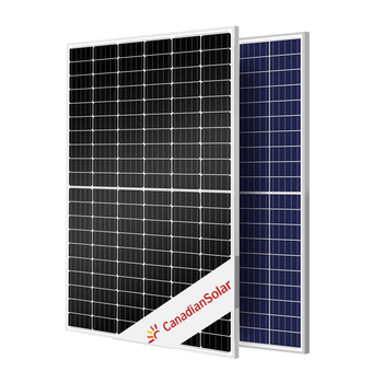 Canadian Solar Panel 300W 350W 360W 380W 390W 400W 405W 410W Mono 5BB Solar Panel Module Price