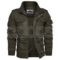 Most Popular Style 100% Cotton Soft Fabric Men Jacket