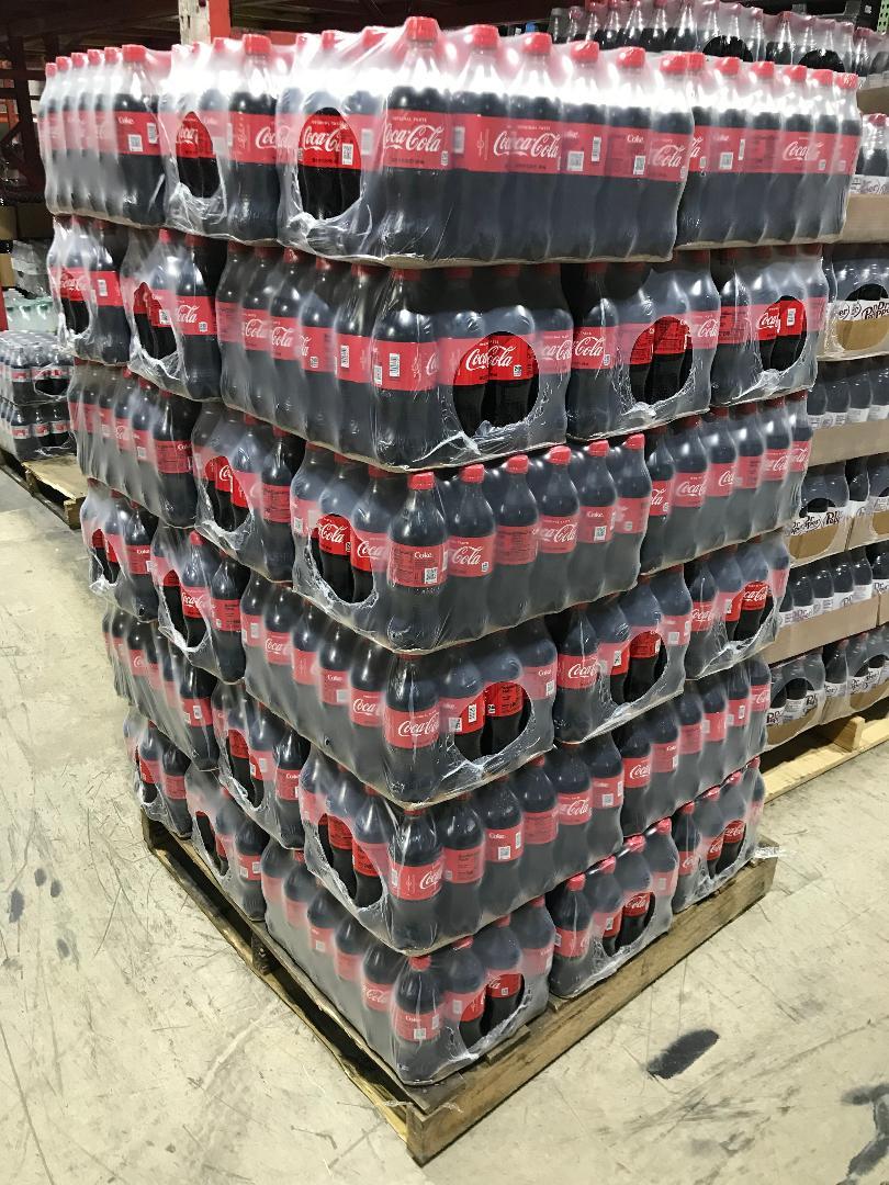 Delicious taste with meals Coca-Cola 20oz Bottles