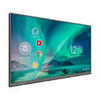 Tv 86inch Infrared 4K UHD Digital Flat Panel Interactive Whiteboard Touch Screen TV For Video Conference Dual System