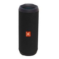 Brand New Flip 4 Portable Waterproof Bluetooth Speaker {BLACK}