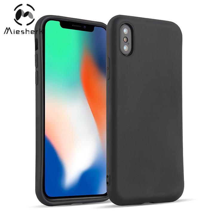 Ucuz Fiyat Cep Telefonu Aksesuarları Yumuşak TPU Telefon iphone için kılıf xs