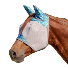 Riding house horse fly mask Kanpur lycra fly mask
