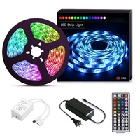 Good quality waterproof led strip smd 5050 RGB dc12v led strip lighting kit