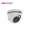 Original Hikvision HD1080P 2MP IR Turret Camera DS-2CE56D0T-IRMF IP66 TVI/AHD/CVI/CVBS Analog Metal Dome CCTV Security System