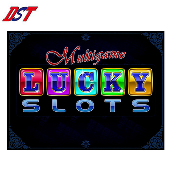 Newest Multigame Lucky slots 16 in 1 PCB made in Taiwan Hot sell