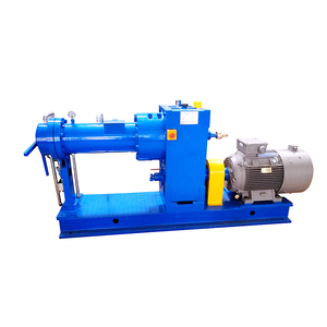 Hot rubber extruder XJ-115
