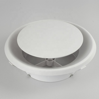 Circular Cone - All Round HVAC