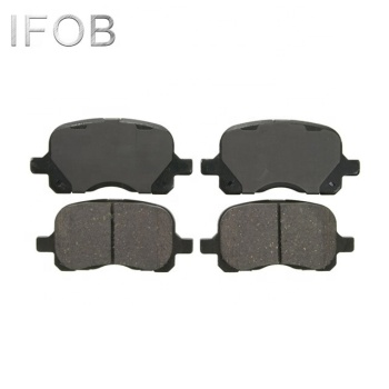 IFOB brake pad for TOYOTA COROLLA ZZE110 04465-02010