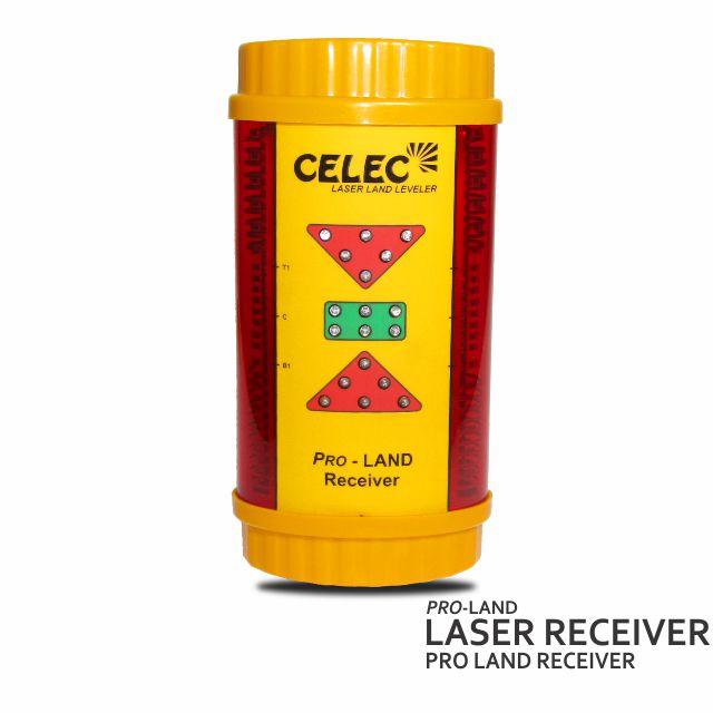 Celec Laser Land Leveler Pro-5000 , 1500 mtrs laser transmitter range