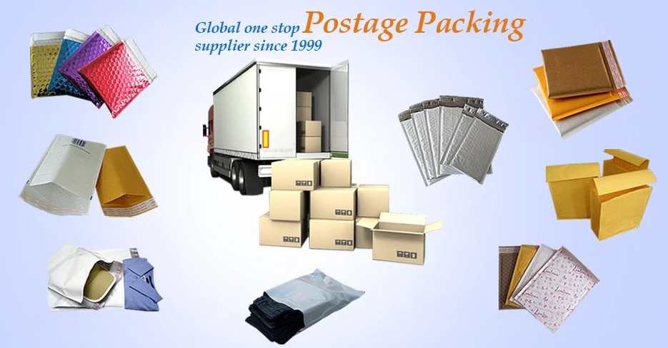 Custom Poly Bubble Mailing Mailer Shipping Padded Envelope Bags Shockproof Courier Bubble logistic