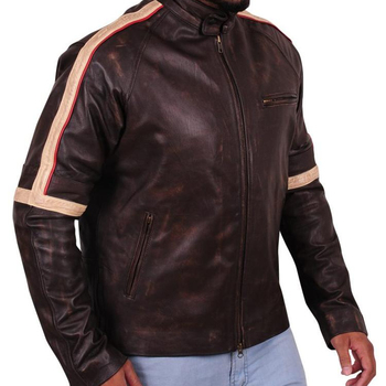 Appealing-Tom-Cruise-Movie-War-Of-The-Worlds-Brown-Leather-Jacket