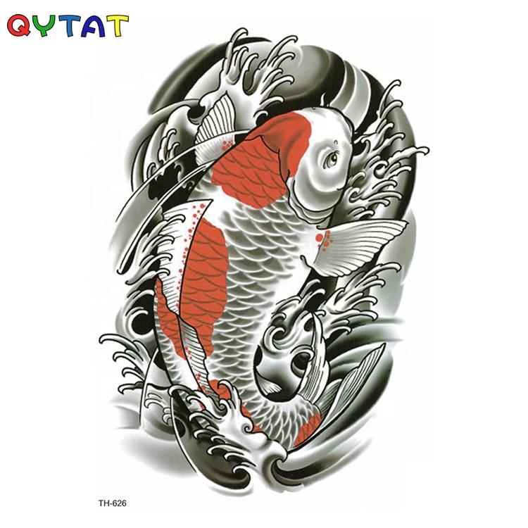 2020 NEW Waterproof Stock Tribal Designs Tatoo Stickers Half Arm Tattoo Temporary
