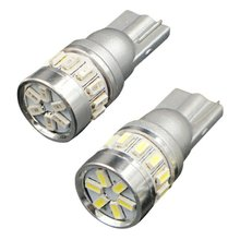 2x194 168 T10 2835 18 3014 SMD Canbus LED Wit Lamp Licht <span class=keywords><strong>LICENTIE</strong></span>/COURTESY/CARGO LICHTEN