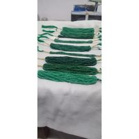Fashionable bright emerald malachite jewelry accessories loose beads