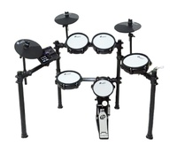 HY503 Electronic Digital Silica Gel Drum kit in 6 drums and 4 Cymbals