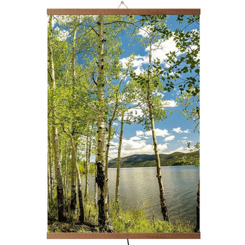 "Wall Mounted Far Infrared Electric Home Heater for Wholesale Purchase ""Birch Grove"""