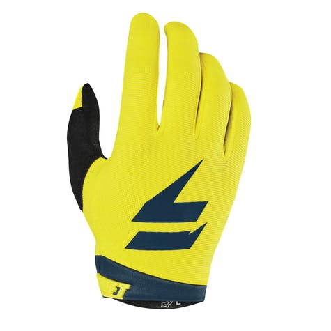 Touchscreen thumb and index fingers custom motocross gloves custom design mx gloves
