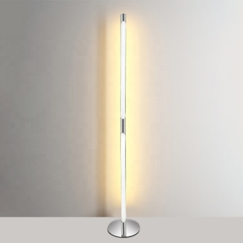 Modern nordic funky dimmable touch sensitive light standing lamps/nautical lamp/lighting lamp led floor lamp for living room